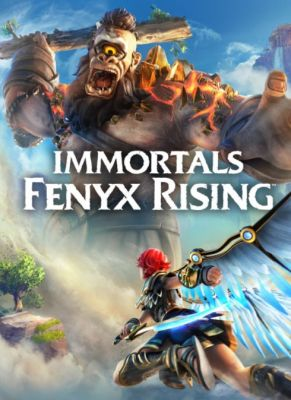 Obal hry Immortals: Fenyx Rising