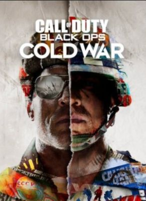 Obal hry Call of Duty: Black Ops Cold War