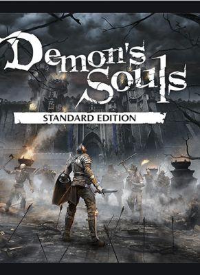 Obal hry Demon's Souls