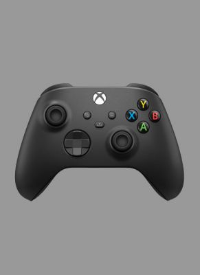 Obal hry Microsoft Xbox Wireless Controller - Carbon Black