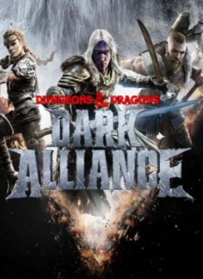 Obal hry Dungeons & Dragons Dark Alliance