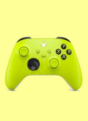 Obal hry Microsoft Xbox Wireless Controller - Electric Volt