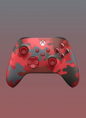 Obal hry Microsoft Xbox Wireless Controller - Daystrike