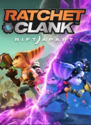 Obal hry Ratchet & Clank: Rift Apart