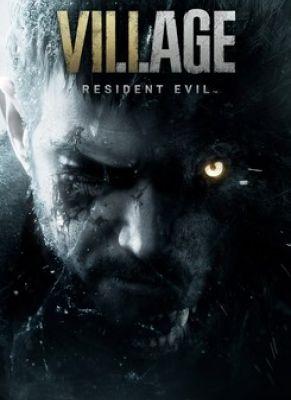 Obal hry Resident Evil 8: Village