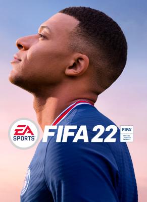Obal hry FIFA 22