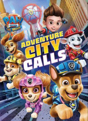 Obal hry Paw Patrol: Adventure City Calls