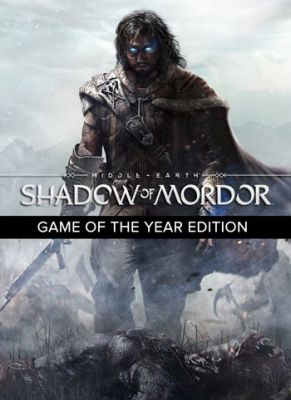 Obal hry Middle-Earth: Shadow of Mordor GOTY
