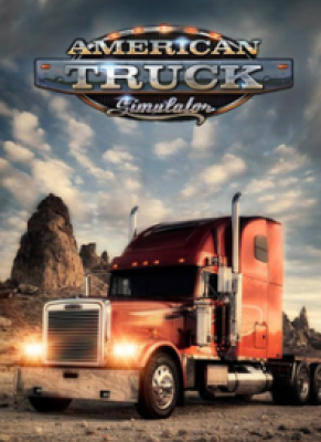 Obal hry American Truck Simulator