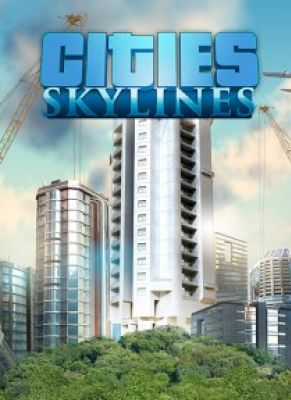 Obal hry Cities Skylines Deluxe Edition