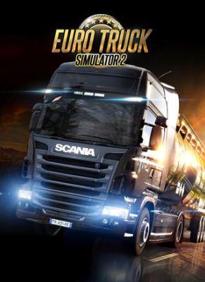 Obal hry Euro Truck Simulator 2