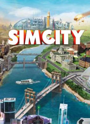 Obal hry SimCity