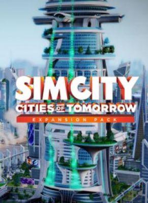 Obal hry SimCity: Mestá Budúcnosti