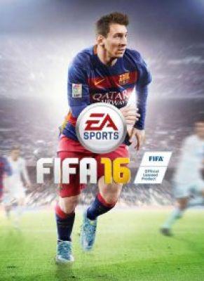 Obal hry FIFA 16