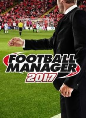 Obal hry Football Manager 2017