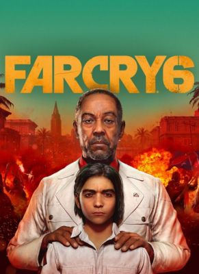 Obal hry Far Cry 6