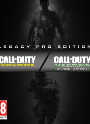 Obal hry Call of Duty: Infinite Warfare Legacy Pro Edition