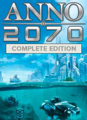 Obal hry ANNO 2070 Complete Edition