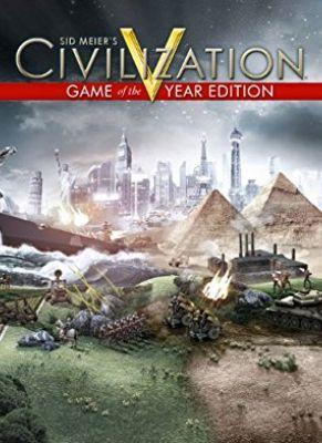 Obal hry Sid Meier's Civilization V