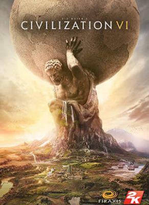 Obal hry Sid Meier's Civilization VI