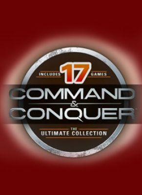 Obal hry Command & Conquer The Ultimate Collection