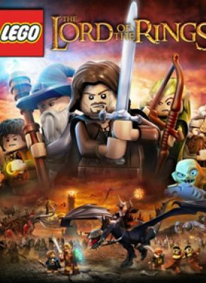 Obal hry LEGO: The Lord of the Rings