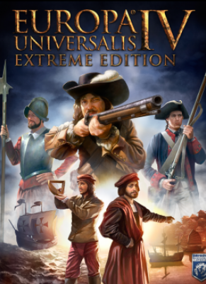 Obal hry Europa Universalis 4 Digital Extreme Edition