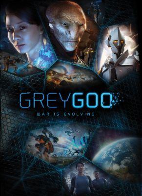 Obal hry Grey Goo