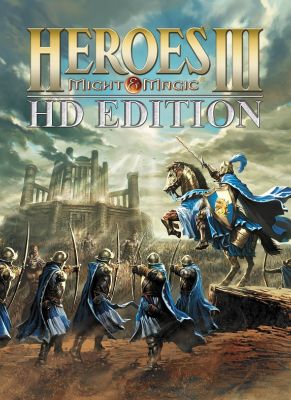 Obal hry Heroes of Might & Magic 3 HD Edition