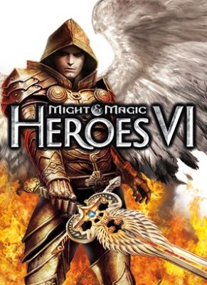 Obal hry Might & Magic: Heroes VI