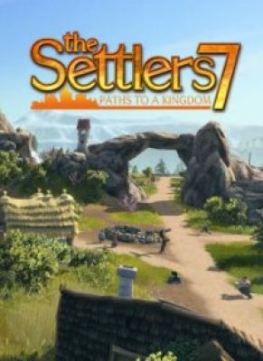 Obal hry The Settlers 7: Paths to a Kingdom Gold Edition