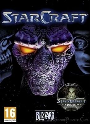 Obal hry Starcraft Anthology