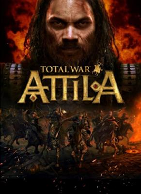 Obal hry Total War: Attila