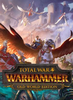Obal hry Total War: Warhammer - Old World Edition