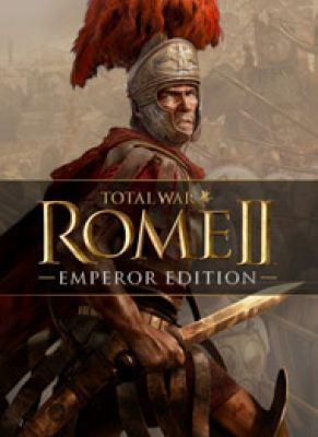 Obal hry Total War: Rome 2 - Emperor Edition