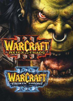 Obal hry Warcraft 3 GOLD