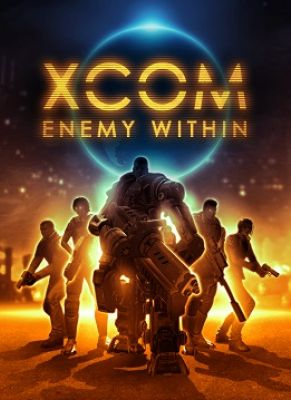 Obal hry XCOM: Enemy Within