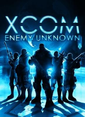 Obal hry XCOM: Enemy Unknown