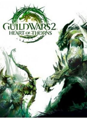 Obal hry Guild Wars 2: Heart of Thorns