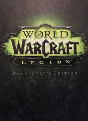 Obal hry World of Warcraft: Legion Collector's Edition