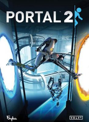 Obal hry Portal 2