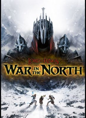 Obal hry The Lord of the Rings: War in the North