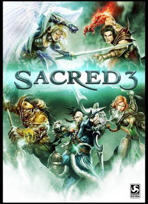 Obal hry Sacred 3