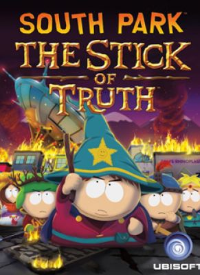 Obal hry South Park: The Stick of Truth