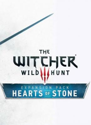 Obal hry Zaklínač 3: Srdce z kameňa