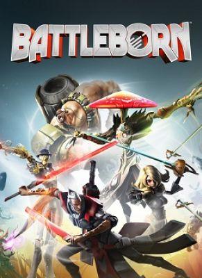 Obal hry Battleborn