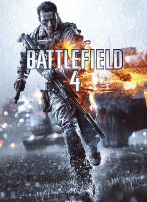 Obal hry Battlefield 4
