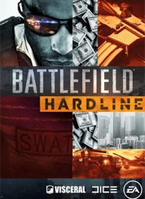 Obal hry Battlefield Hardline