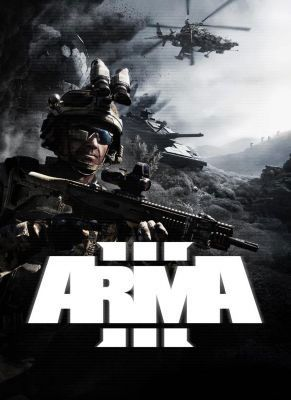 Obal hry Arma 3