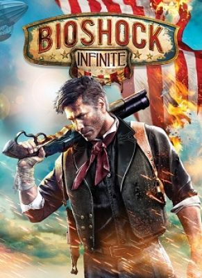 Obal hry Bioshock Infinite